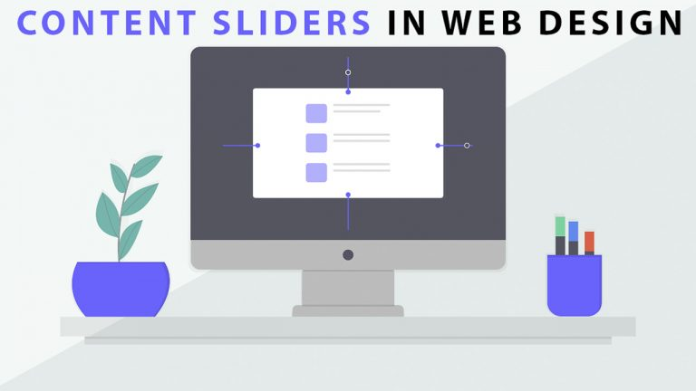 Content Sliders in Web design: How to Use Them